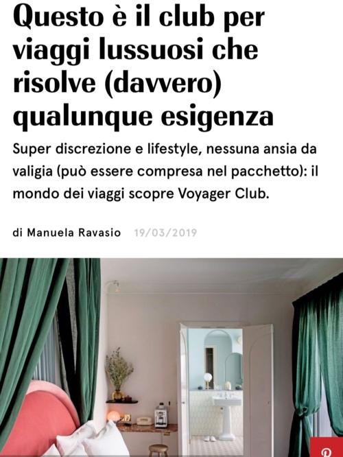 MARIE-CLAIRE ITALIA