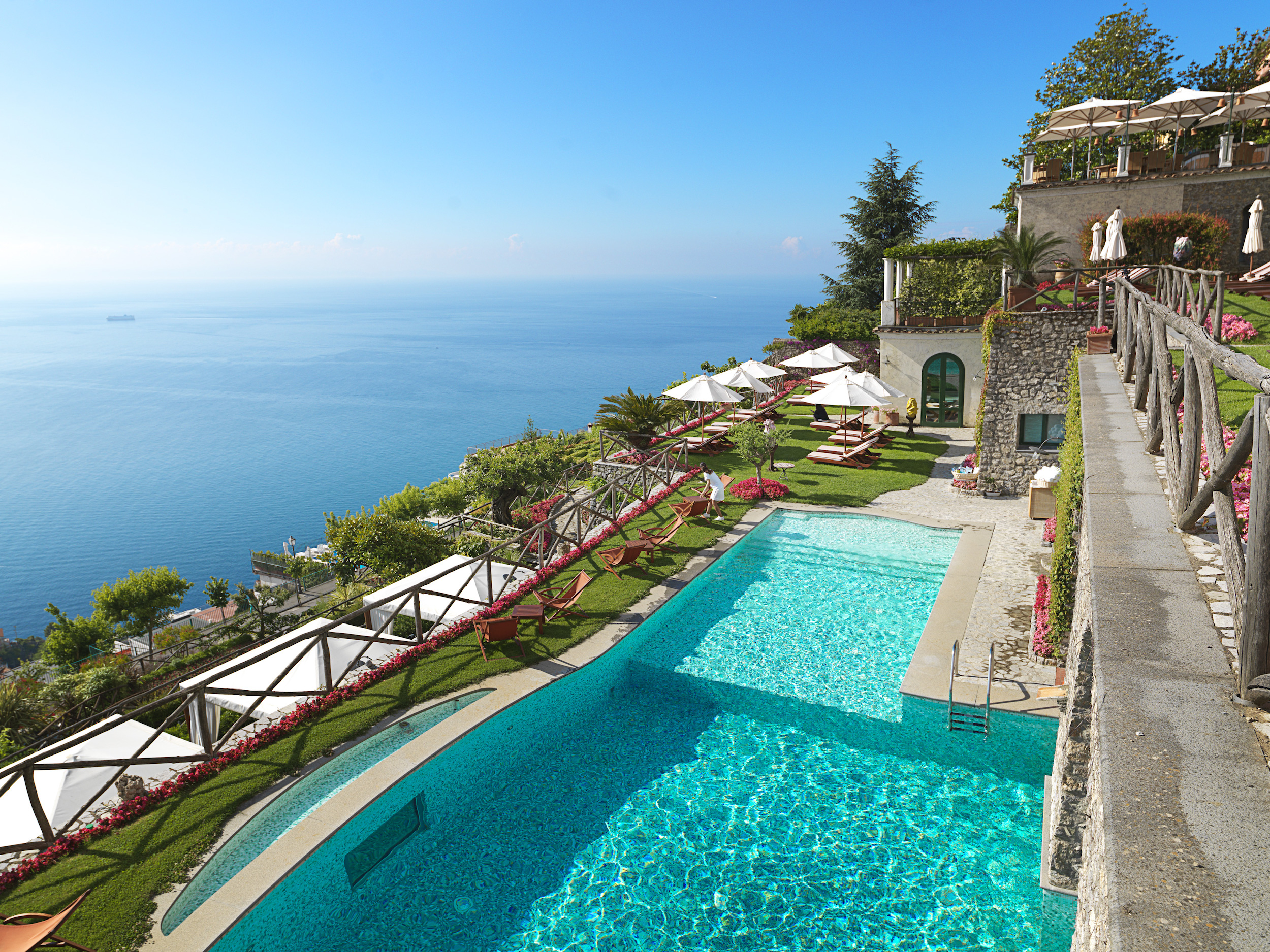 Palazzo Arvino- Luxury Hotel Ravelo- Voyager Club