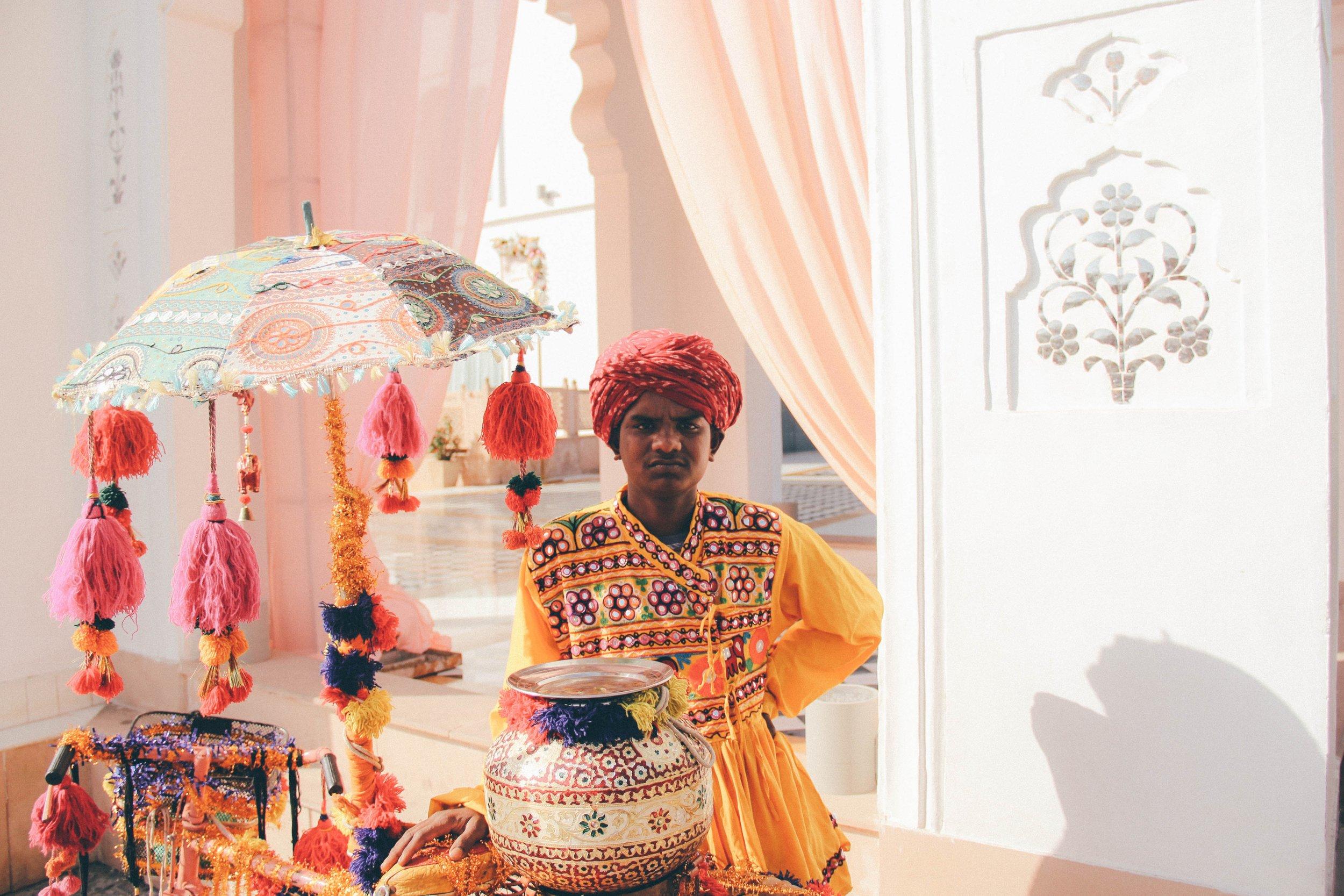 Street Seller, Jaipur