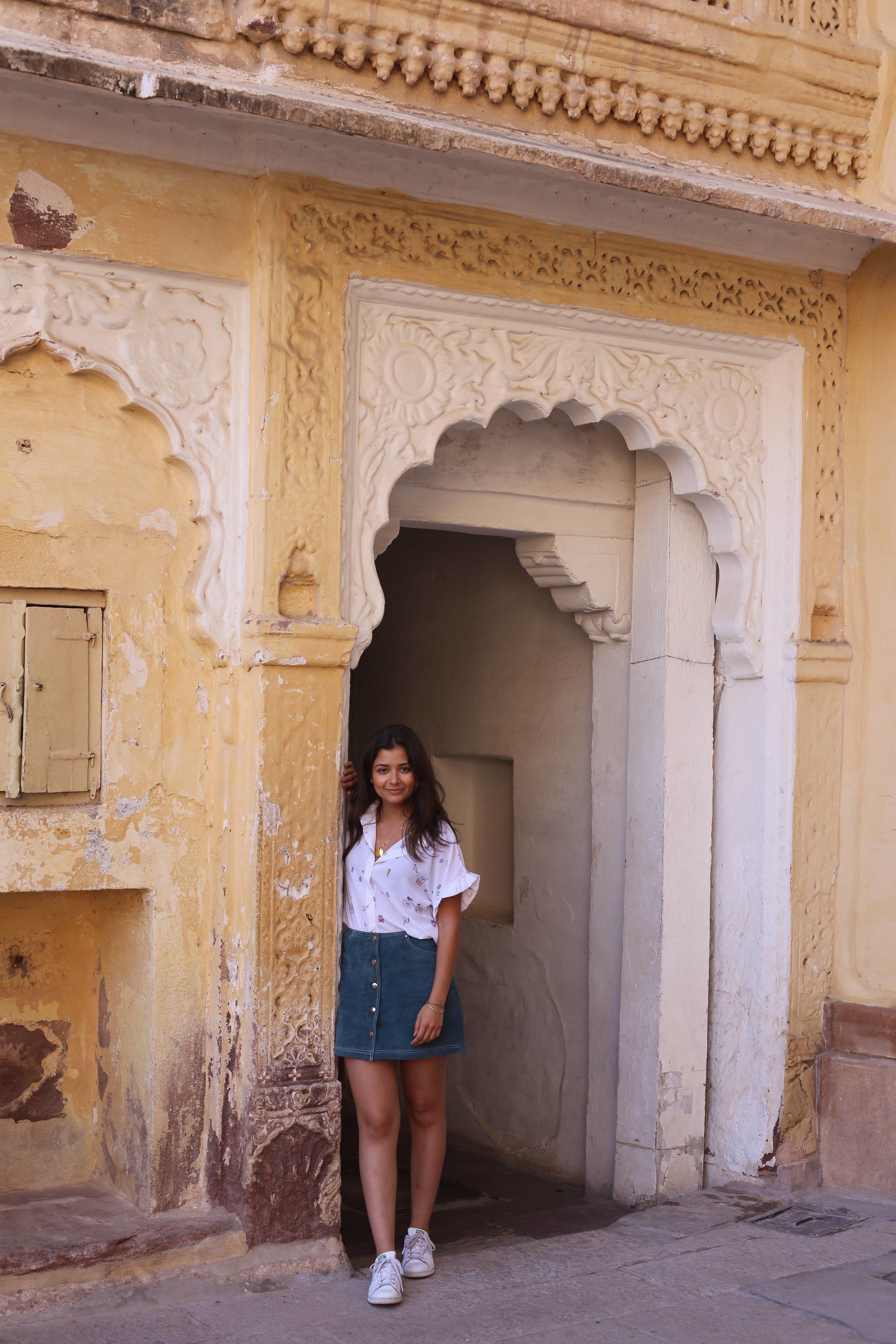 Eva Ramiriez- Voyager Voices - Guide to Rajasthan - Jaipur - Travel Journal