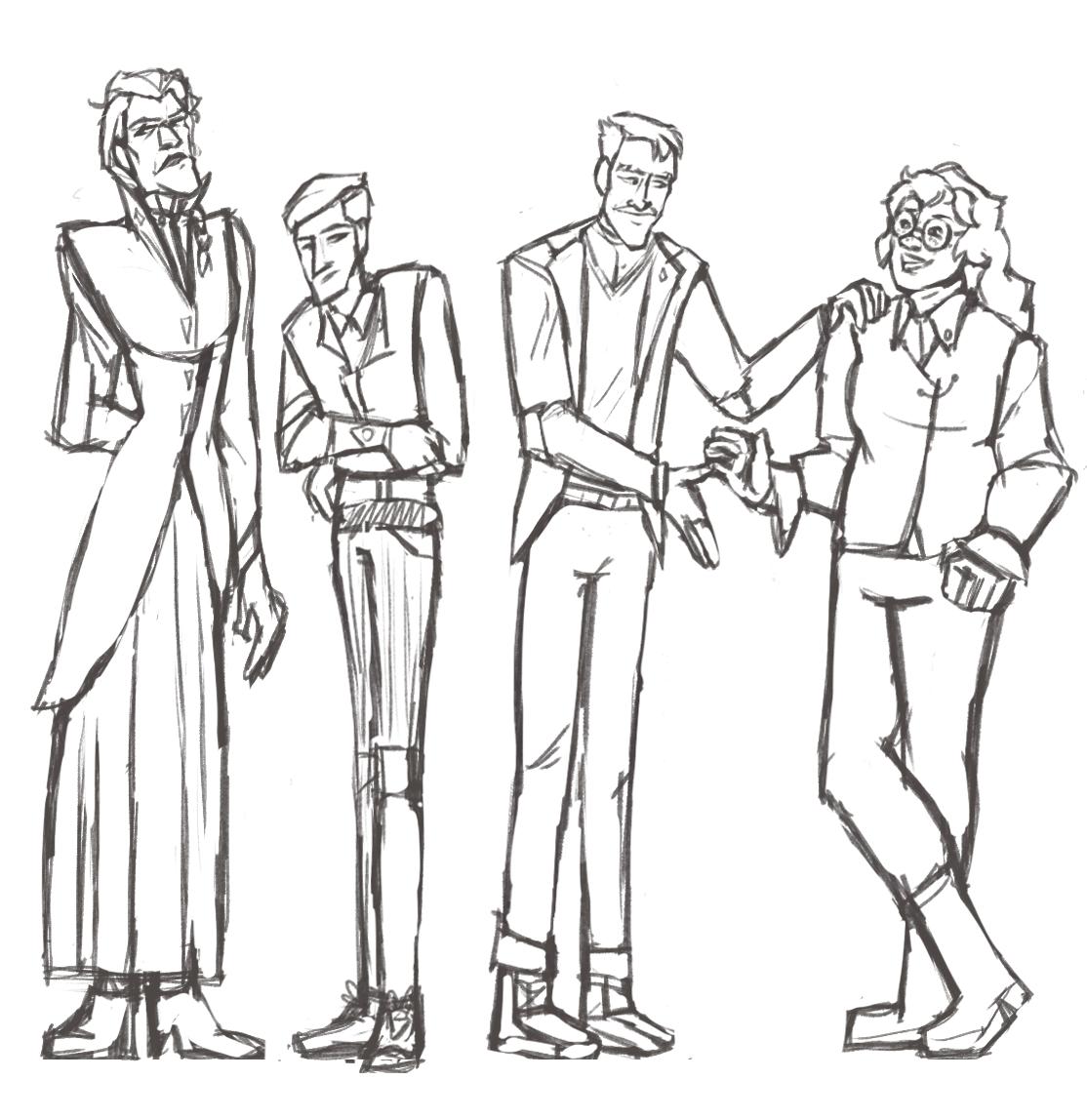Character Lineup pt2