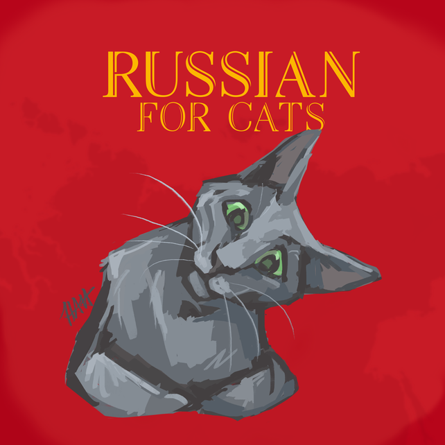 Russian For Cats Cover Art