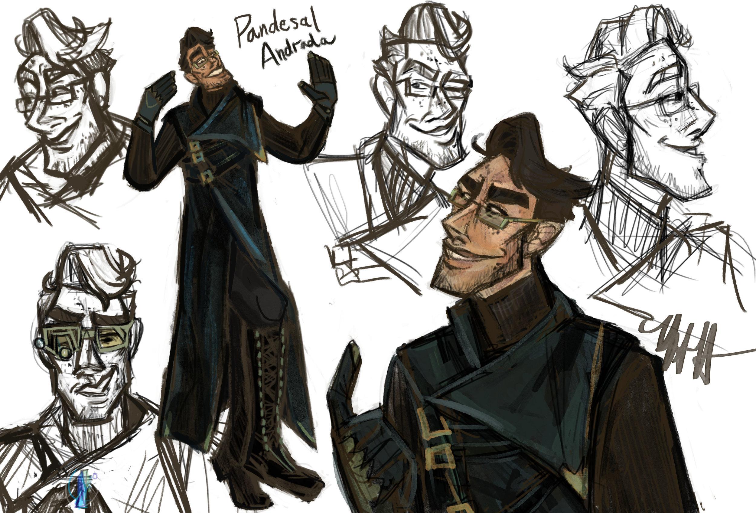 Pandesal Character Development
