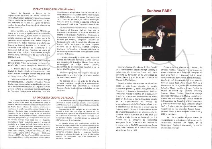 2014 June 22nd Orchestra ciudad de alcala Concert(2).jpg