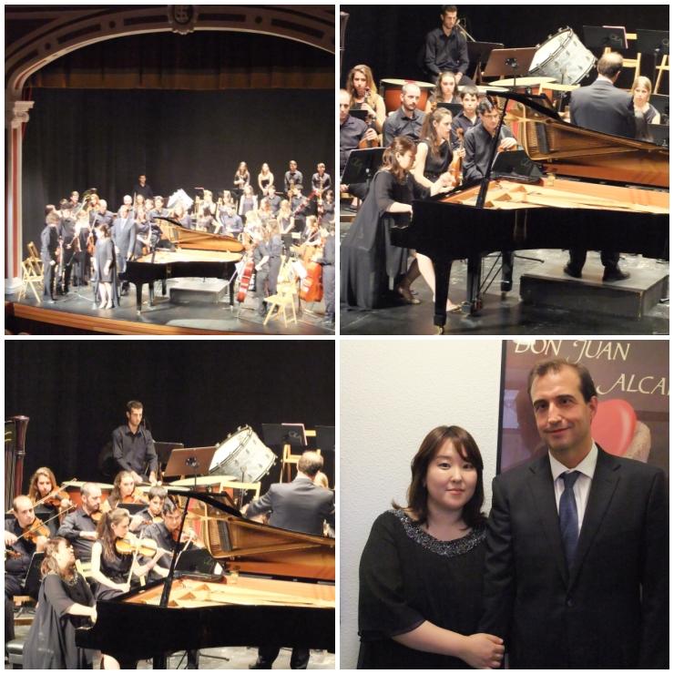 2014 June 22nd Orchestra ciudad de alcala Concert(3).jpg