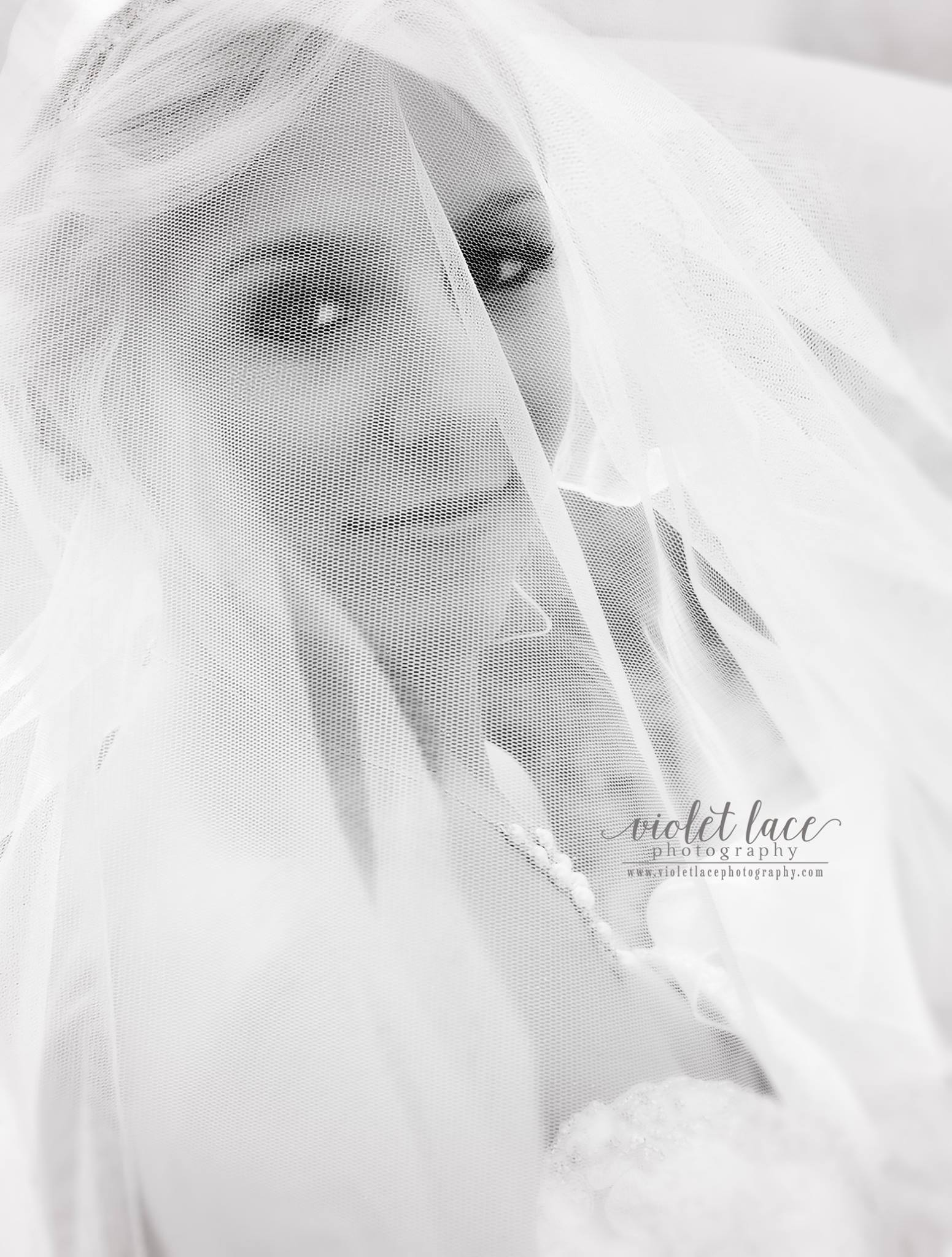 Makeup by Nicole | Photo Courtesy of Violet Lace Photography