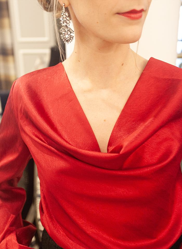 Christmas Concealed Carry Outfit . Holiday Party . Cherry Blouse_0184.jpg