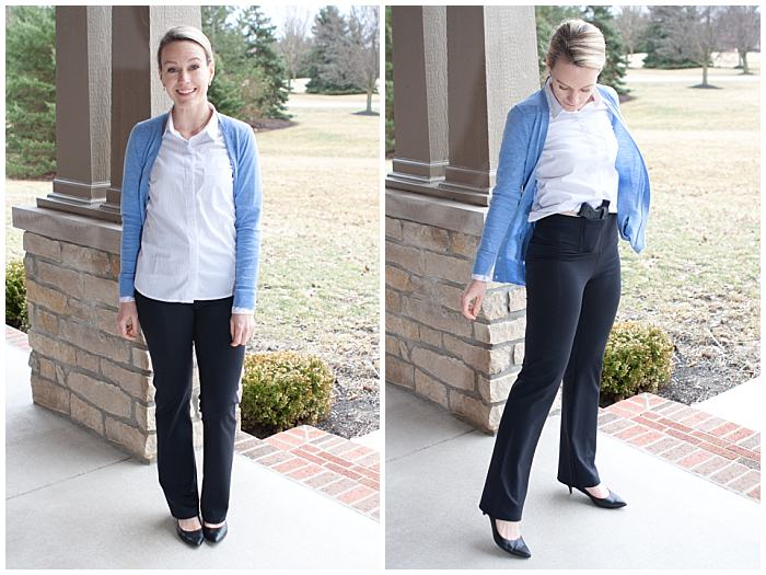 UnderTech Undercover   Bootcut Leggings      (Use code:  Elegant10  for 10% off all Undertech Undercover concealed carry clothing)