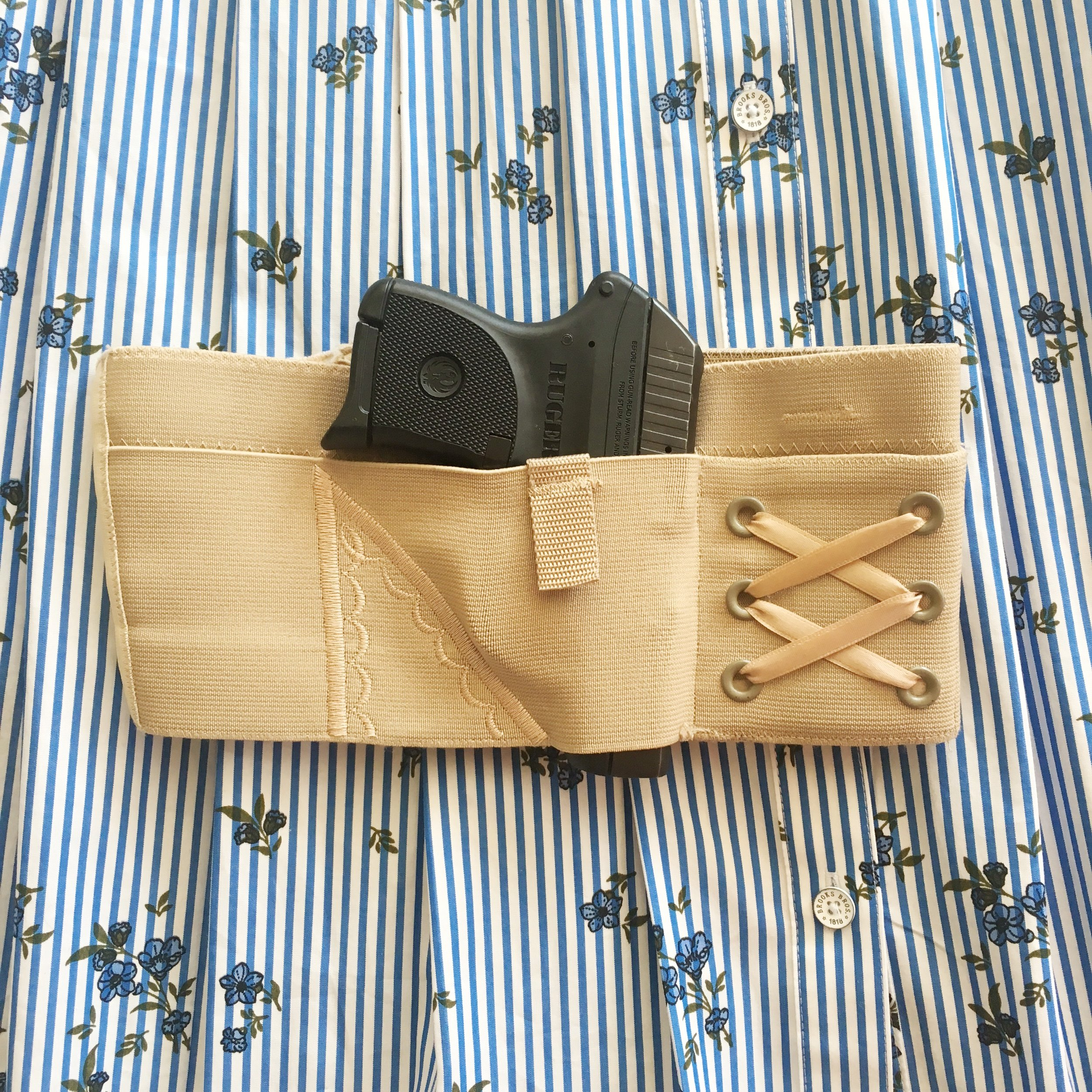 Can Can Concealment Garter     - pocket size: micro   Use code: Elegant10 for 15% off