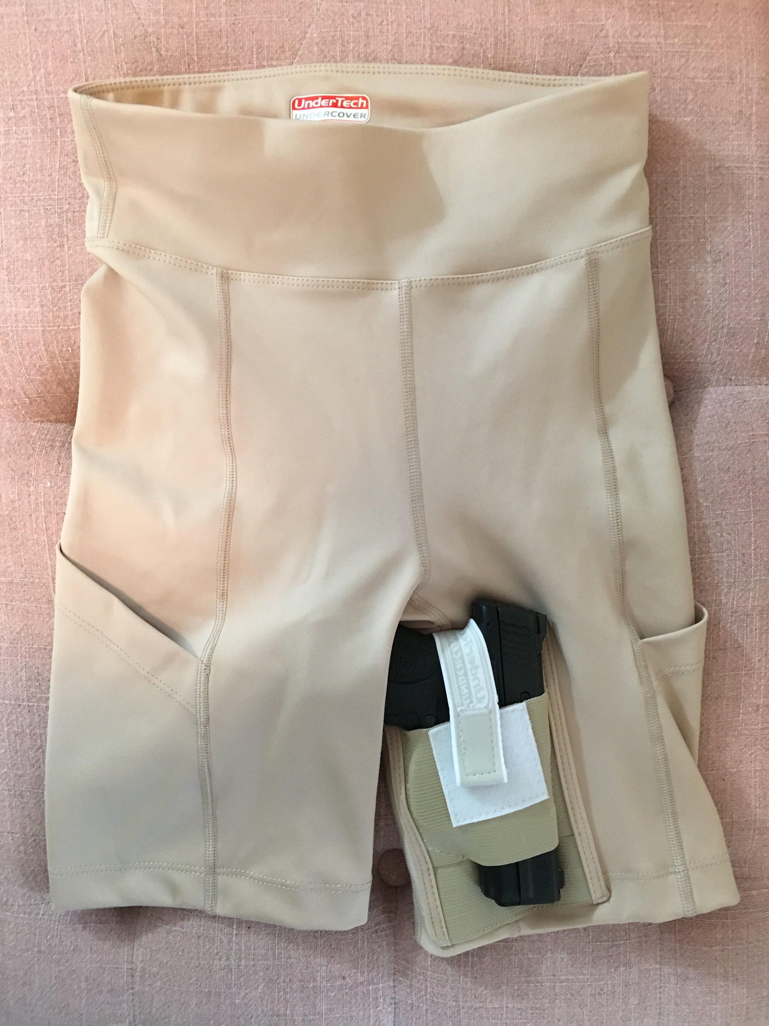 Undertec Undercover Thigh Holster     Use code: Elegant10 for 10% off