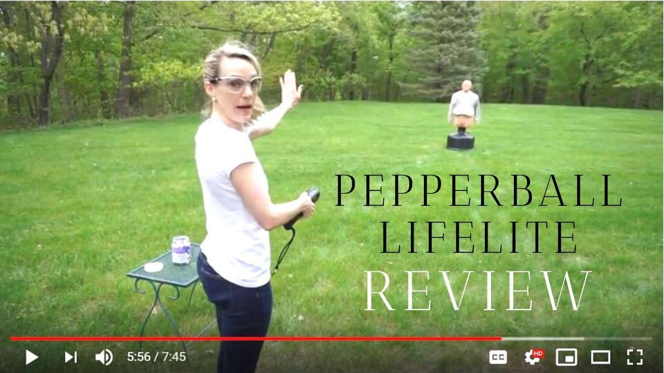 PepperBall LifeLite Review