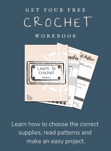 Free Crochet Workbook