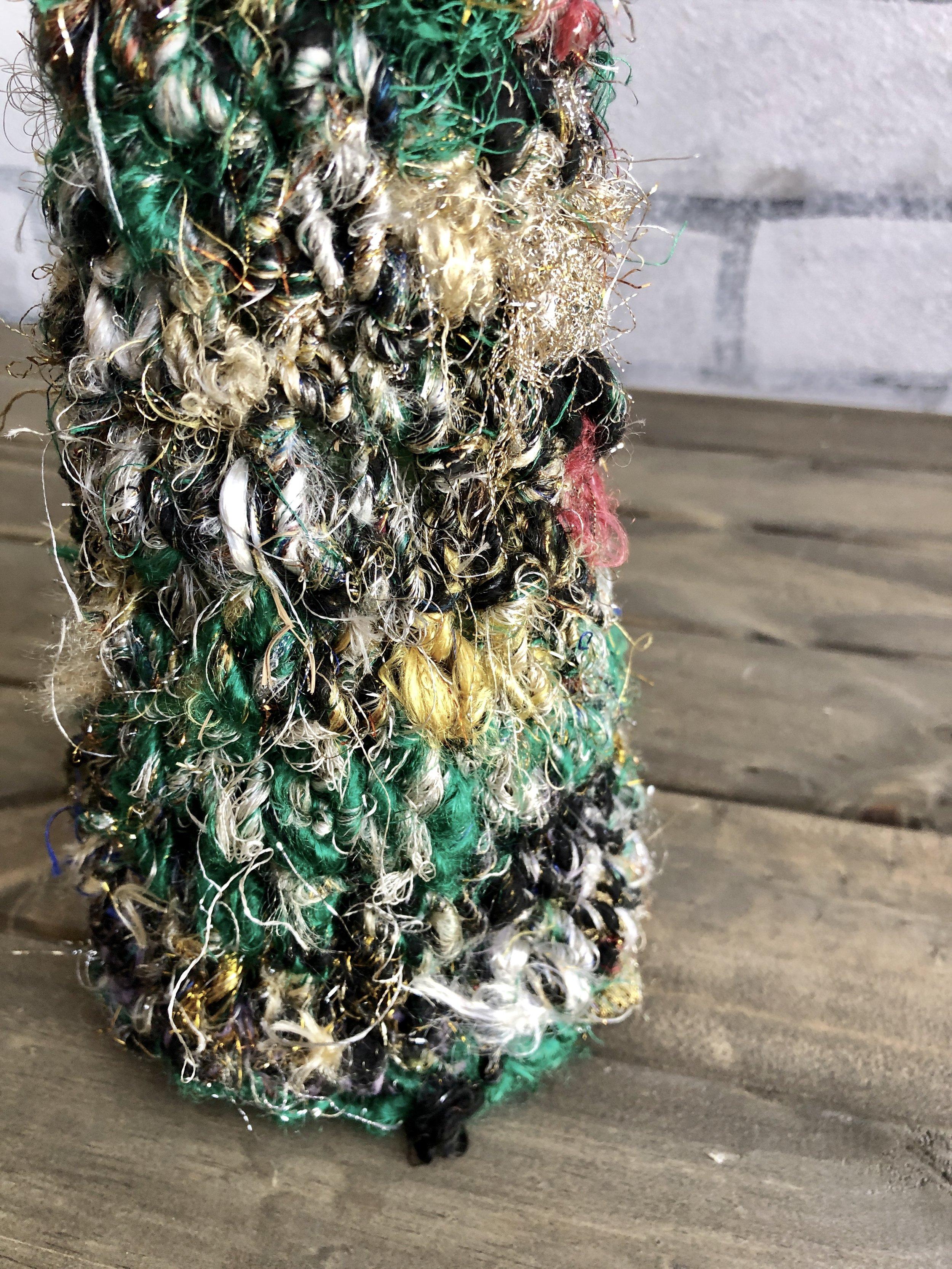 Festival Tannenbaum - Crochet Pattern - The Roving Nomad