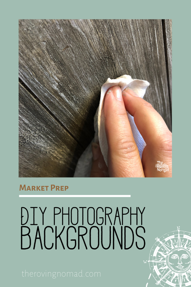 DIY Photography Backgrounds - Tutorial - The Roving Nomad