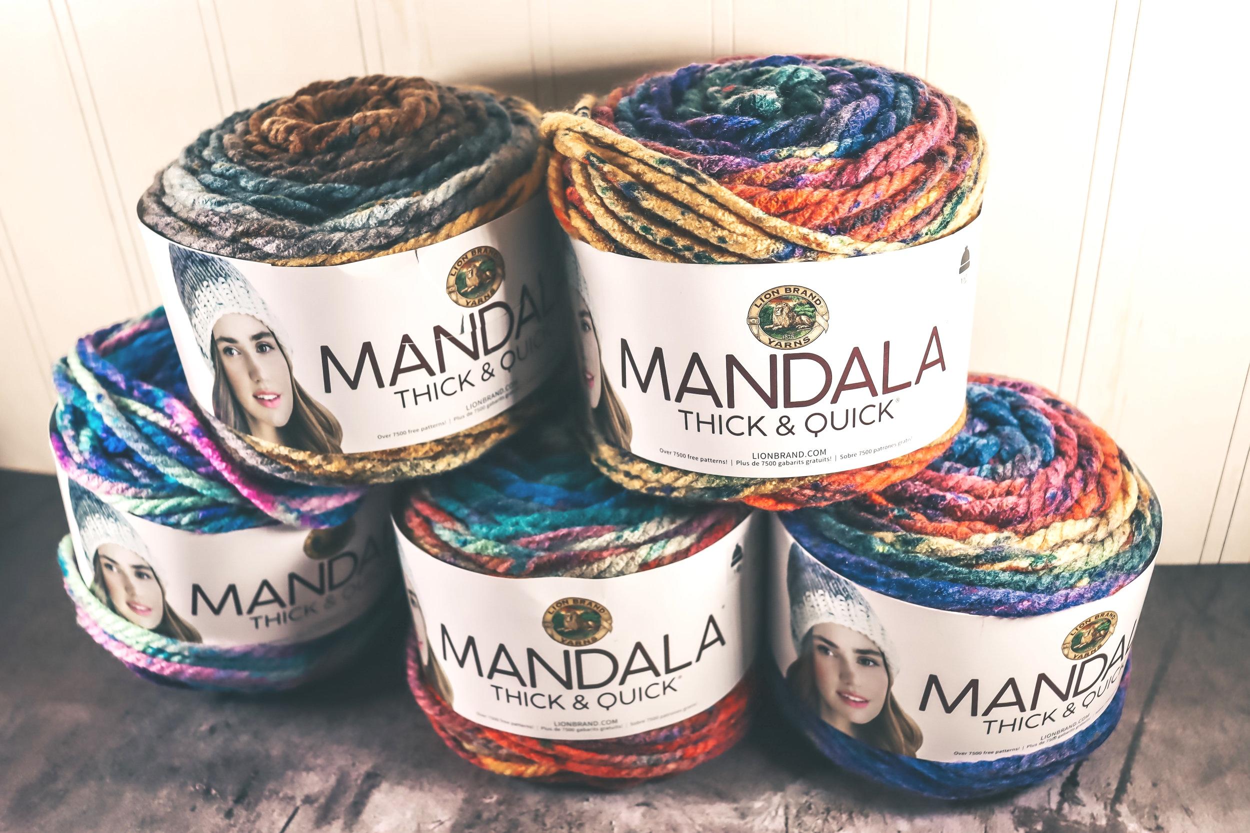 Mandala Hat - Crochet Pattern - The Roving Nomad