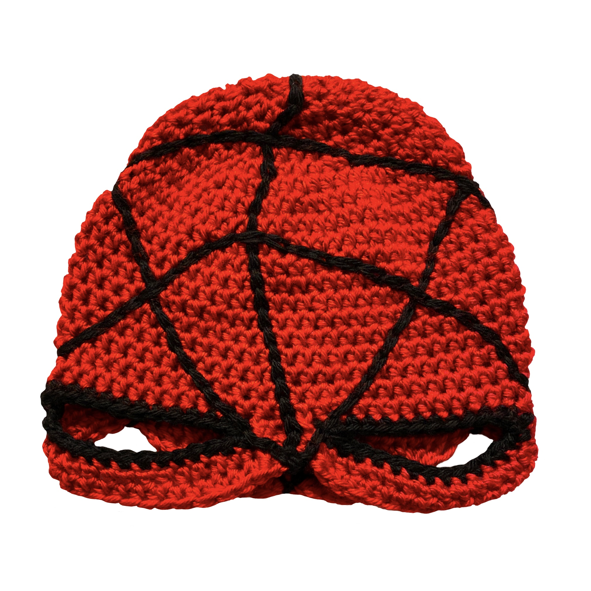Knots of Love by The Roving Nomad - Spider Mask