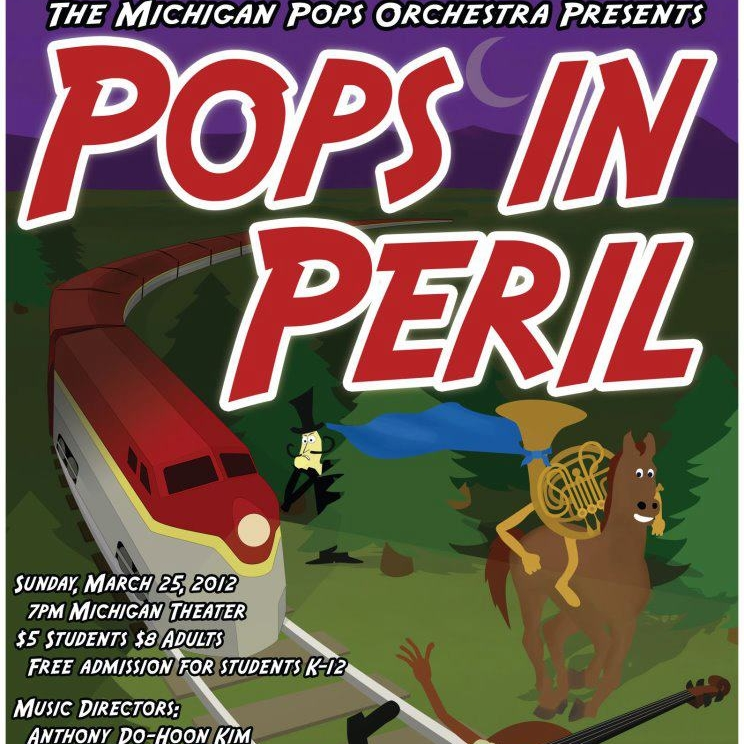 Pops in Peril - Winter 2012
