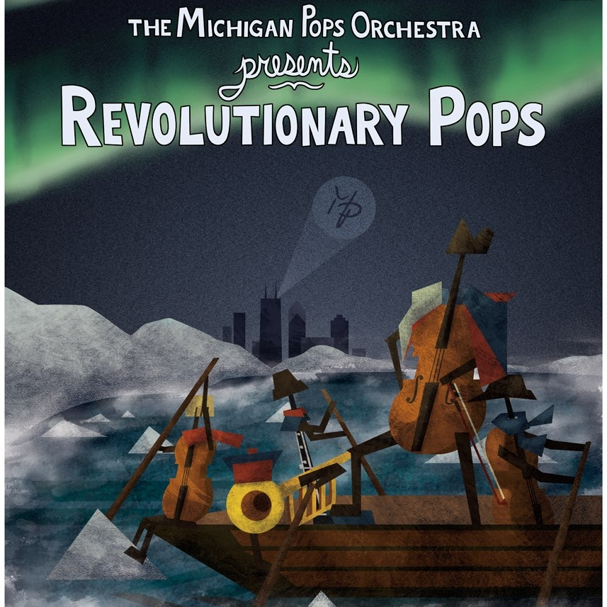 Revolutionary Pops - Winter 2013