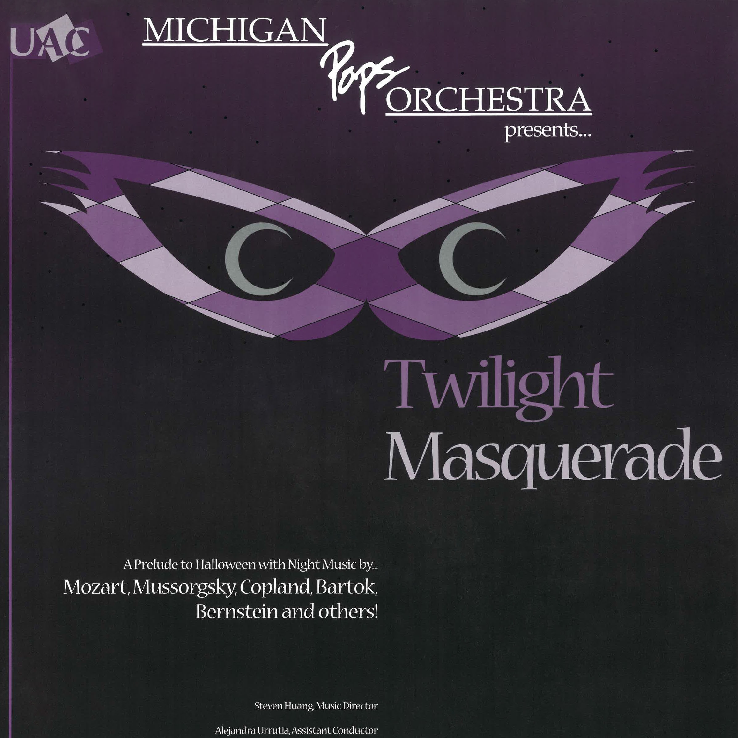 Twilight Masquerade - Fall 1998