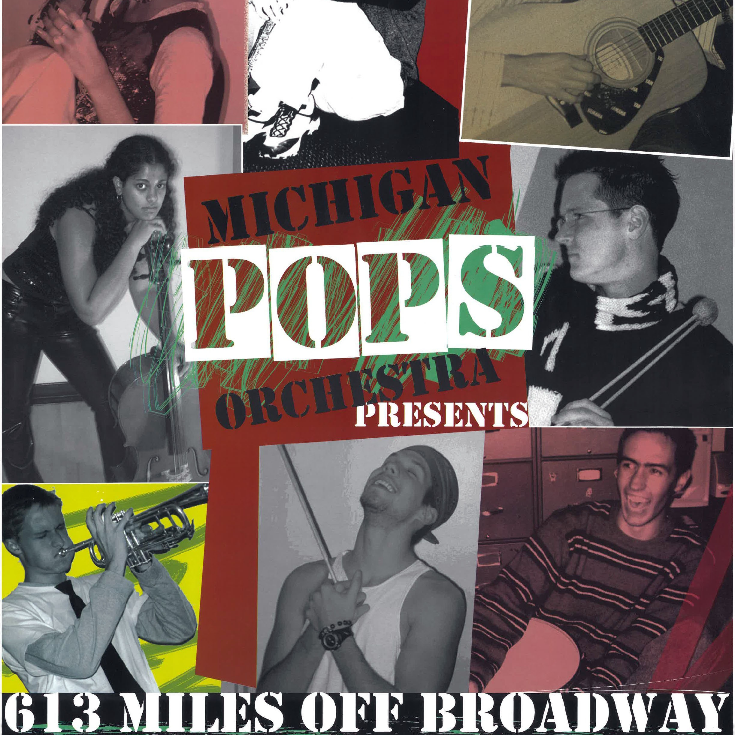 613 Miles Off Broadway - Fall 2001