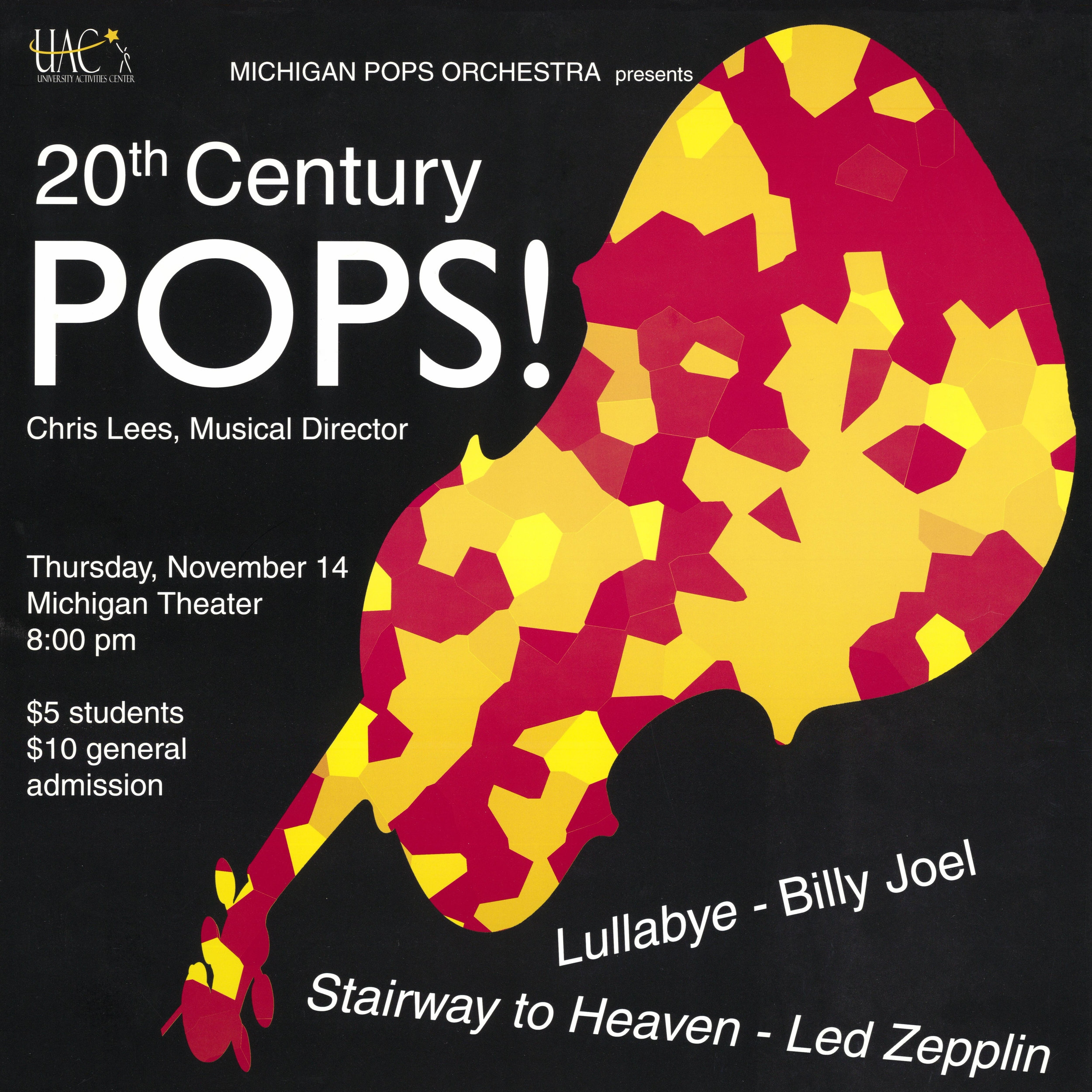 20th Century Pops! - Fall 2002