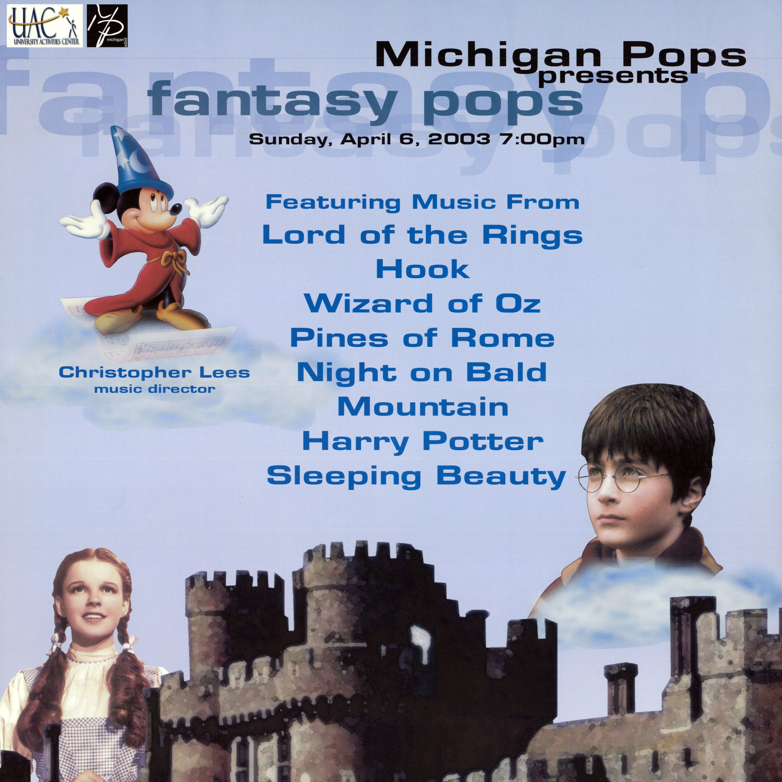 Fantasy Pops - Winter 2003