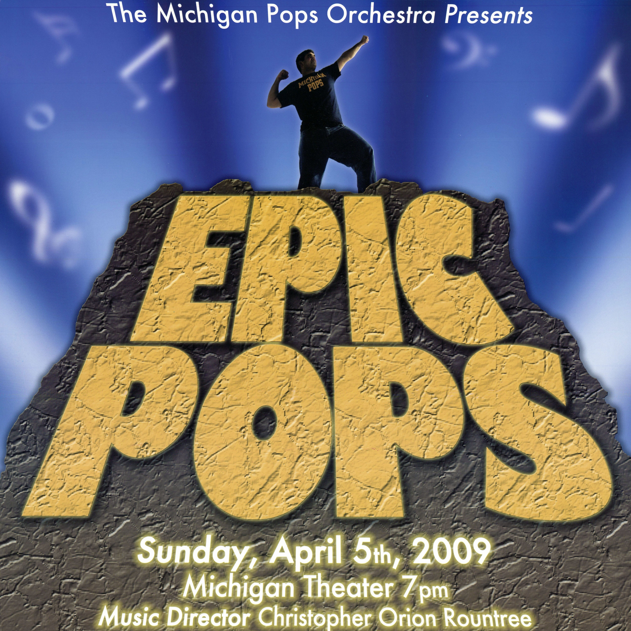 Epic Pops - Winter 2009