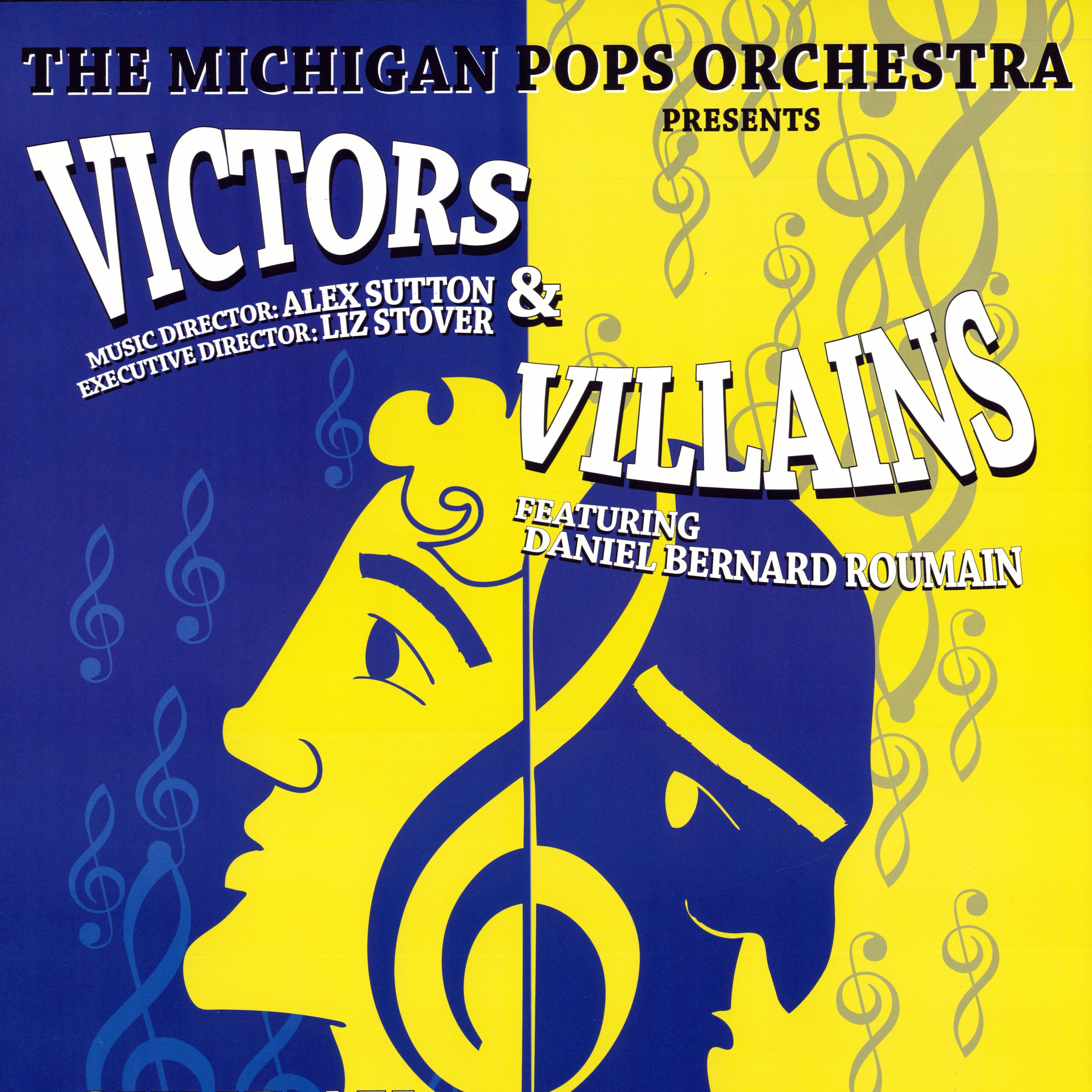 Victors & Villains - Winter 2008