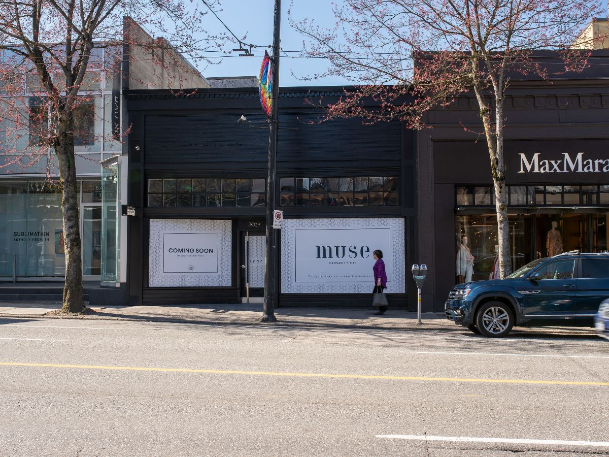 Muse South Granville | 3039 Granville Street | Coming Soon.