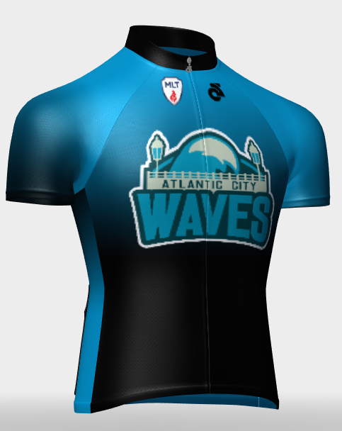 Waves Cycling Top