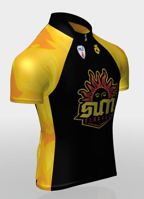 Sun Cycling Top