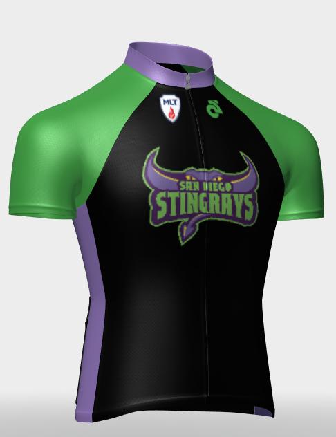 Stingrays Cycling Top