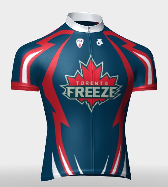 Freeze Cycling Top
