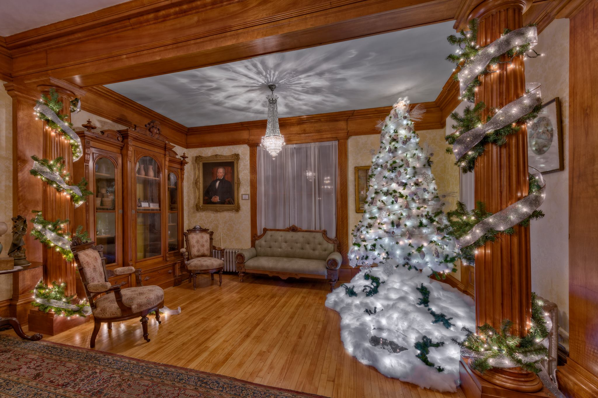 2019 Holiday House Tour in Winchendon, MA
