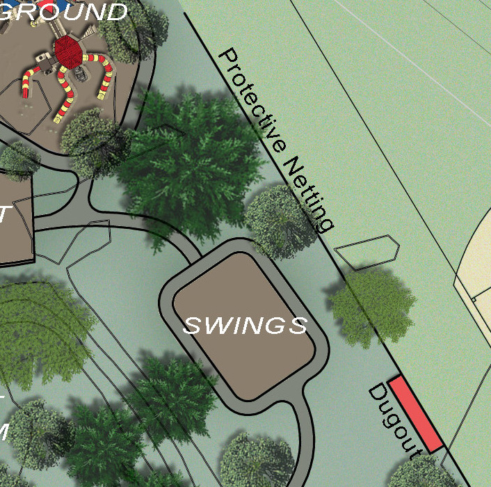 Proposed Renovated Swings -