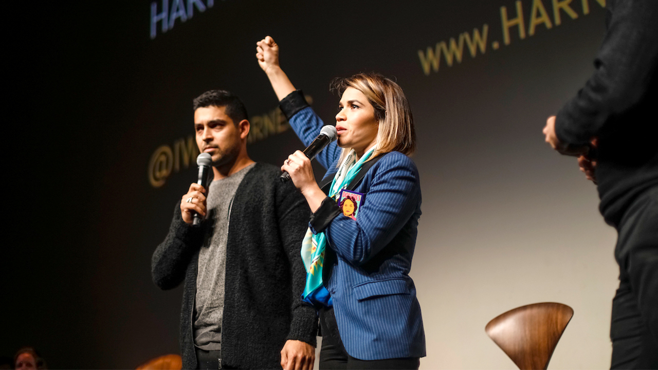 Harness | Connecting Artists & Activists