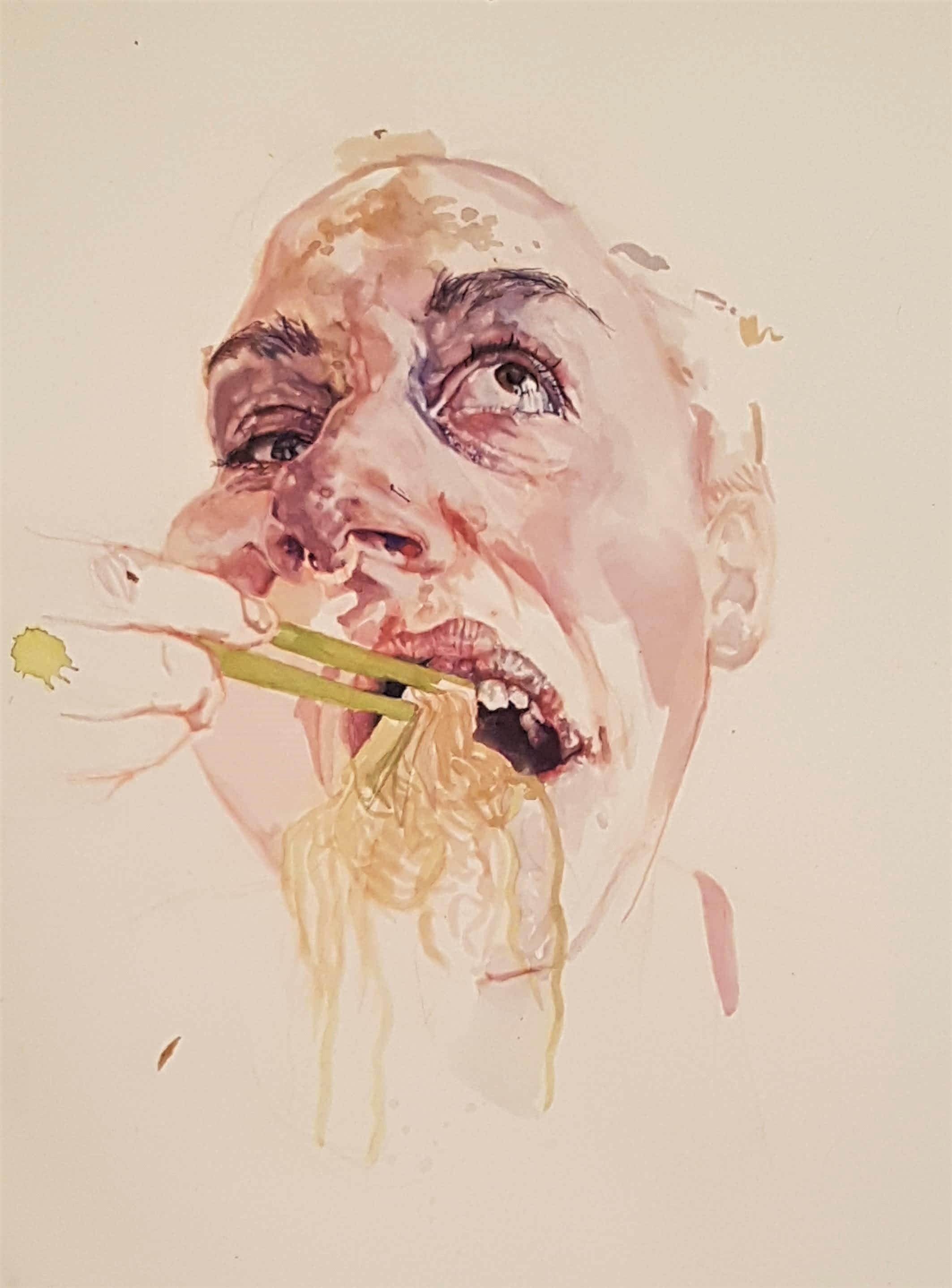 Noodle Study (2017)