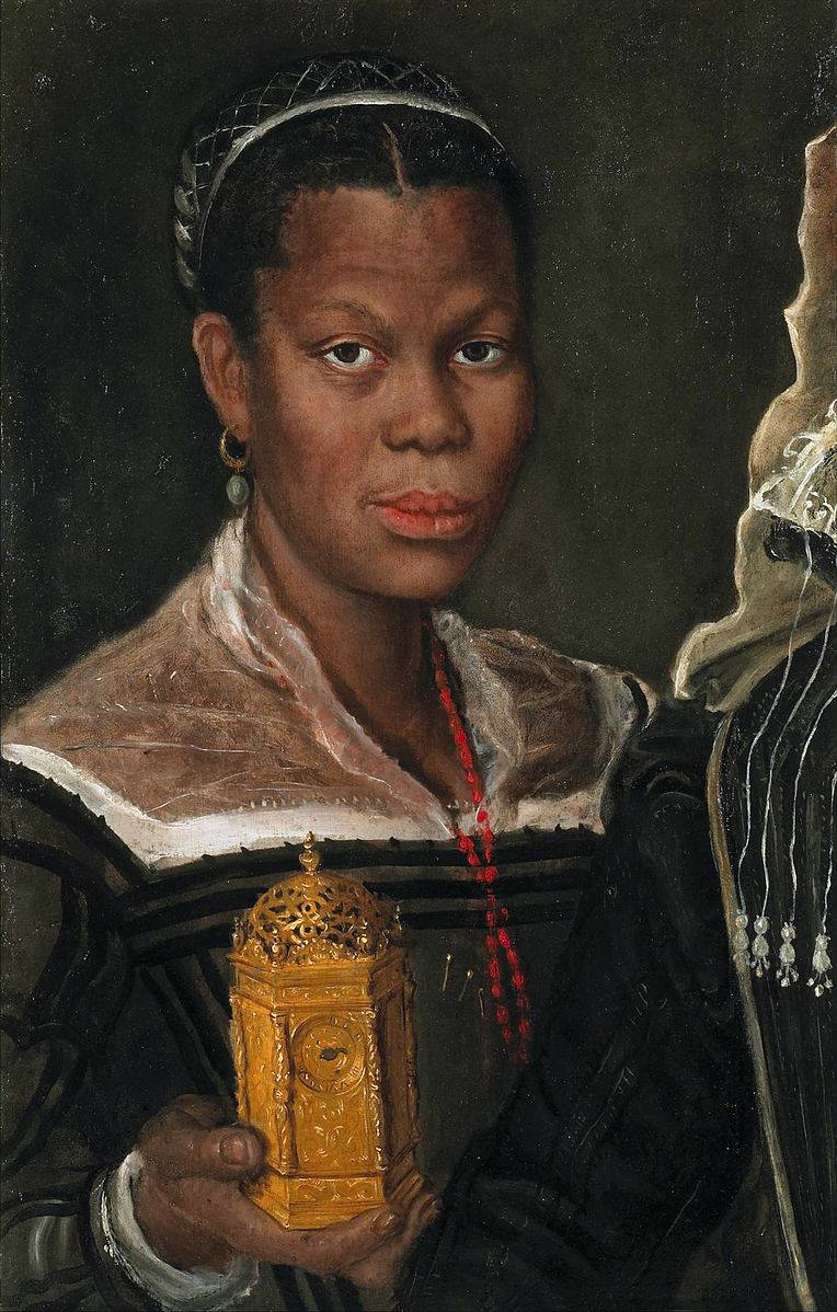 mary fillis, a black woman living in tudor england