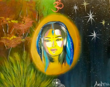The Goddess sita:WIFE, MOTHER, WOMAN - By Katy Winterburn