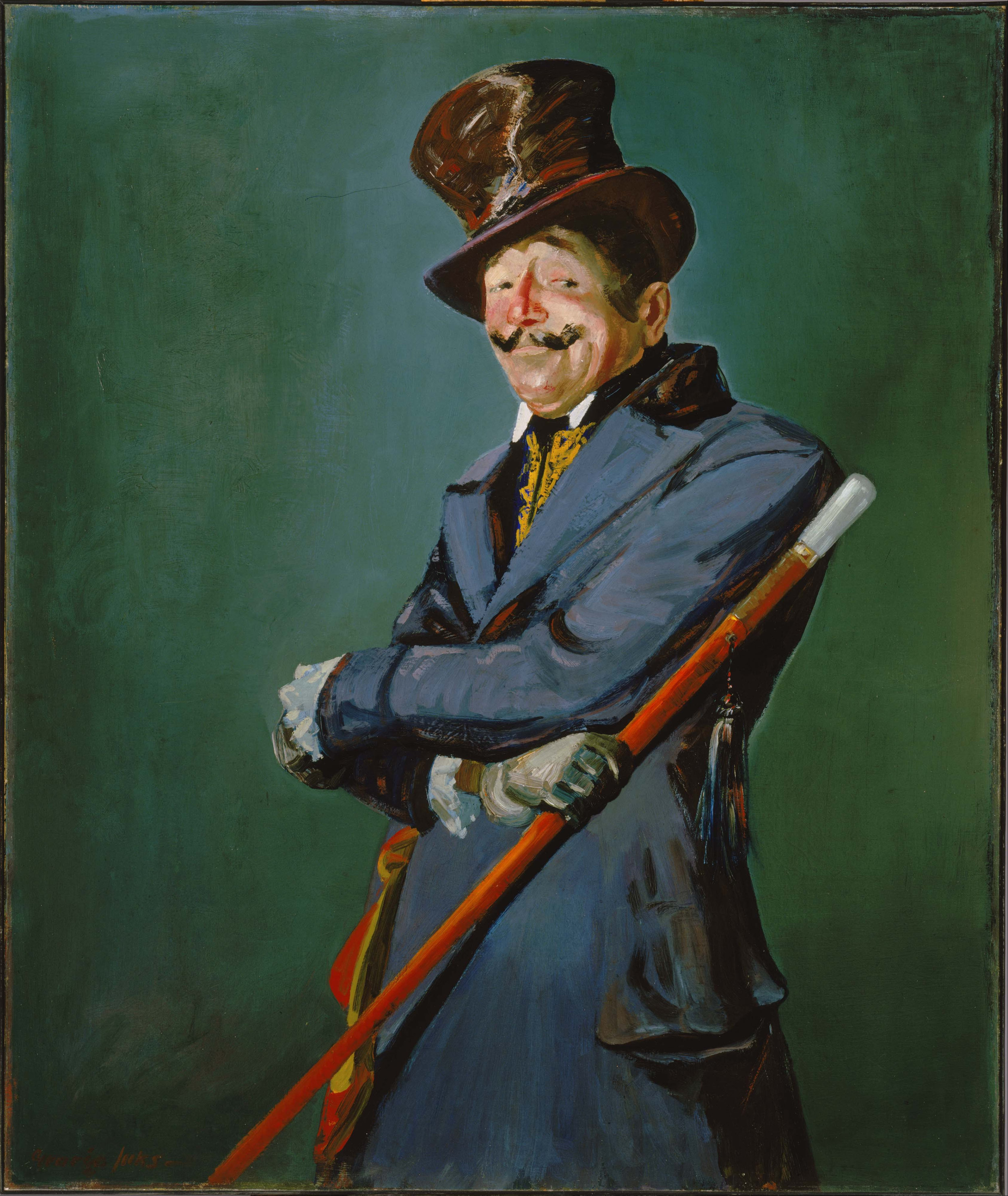 George_Luks_-_Otis_Skinner_as_Col__Philippe_Bridau_-_Google_Art_Project.jpg