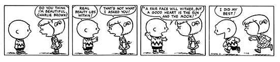 17-Peanuts-22-January-1951.-A-fair-face-will-wither-H5-5.2-wooing-of-Kate.jpg