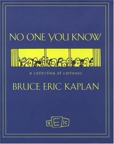 Kaplan's first cartoon collection
