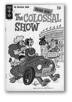 A Colossal Show comic book from 1969