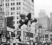 The Underdog balloon from 1979's Thanksgiving Day parade