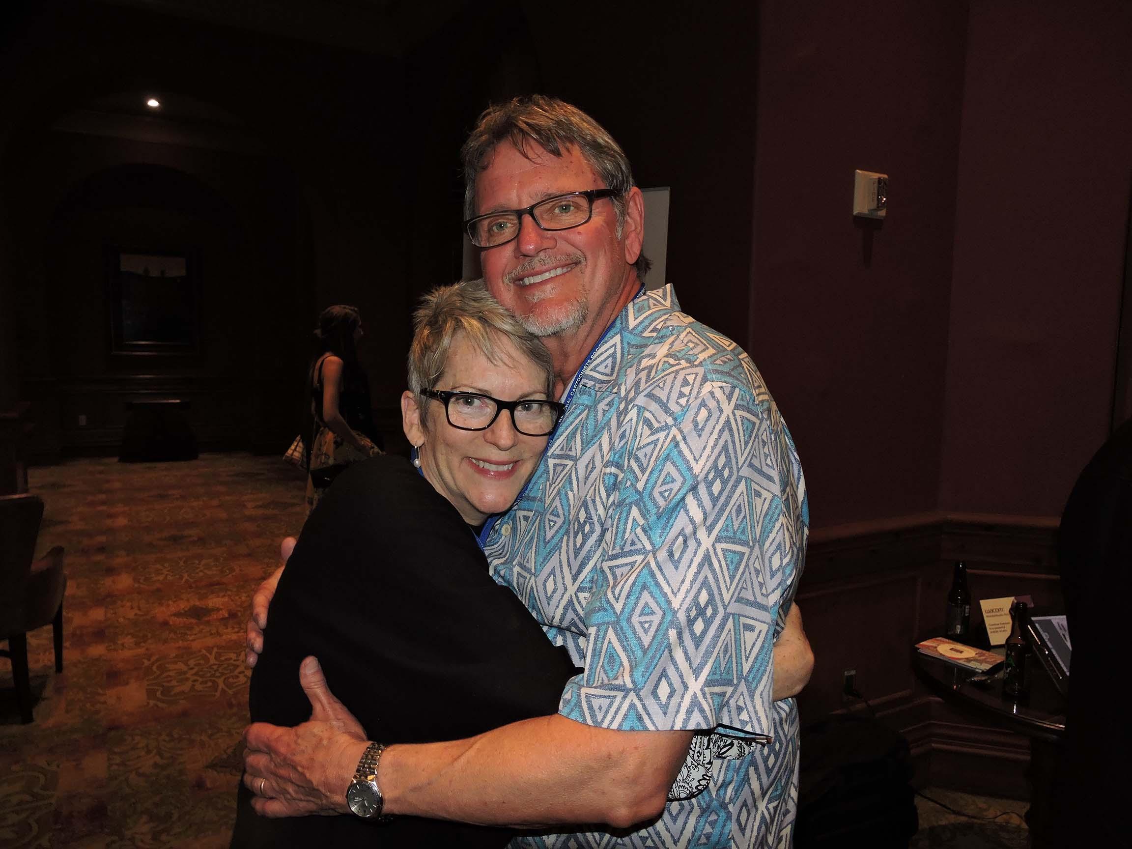 Lisa and Bill Hinds