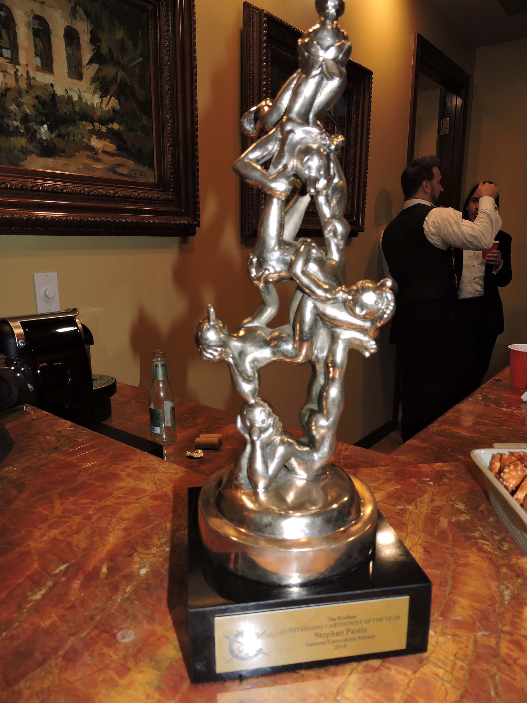 The Reuben Award