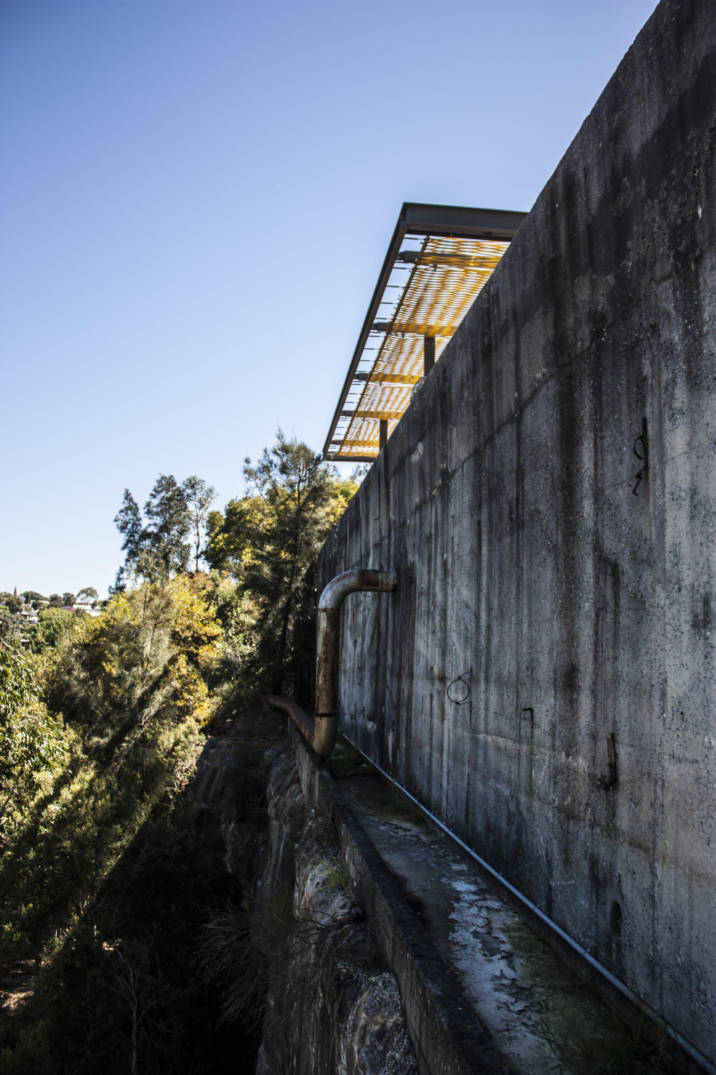 Australia_Sydney_Ballast Point Park_Concrete Wall.jpg
