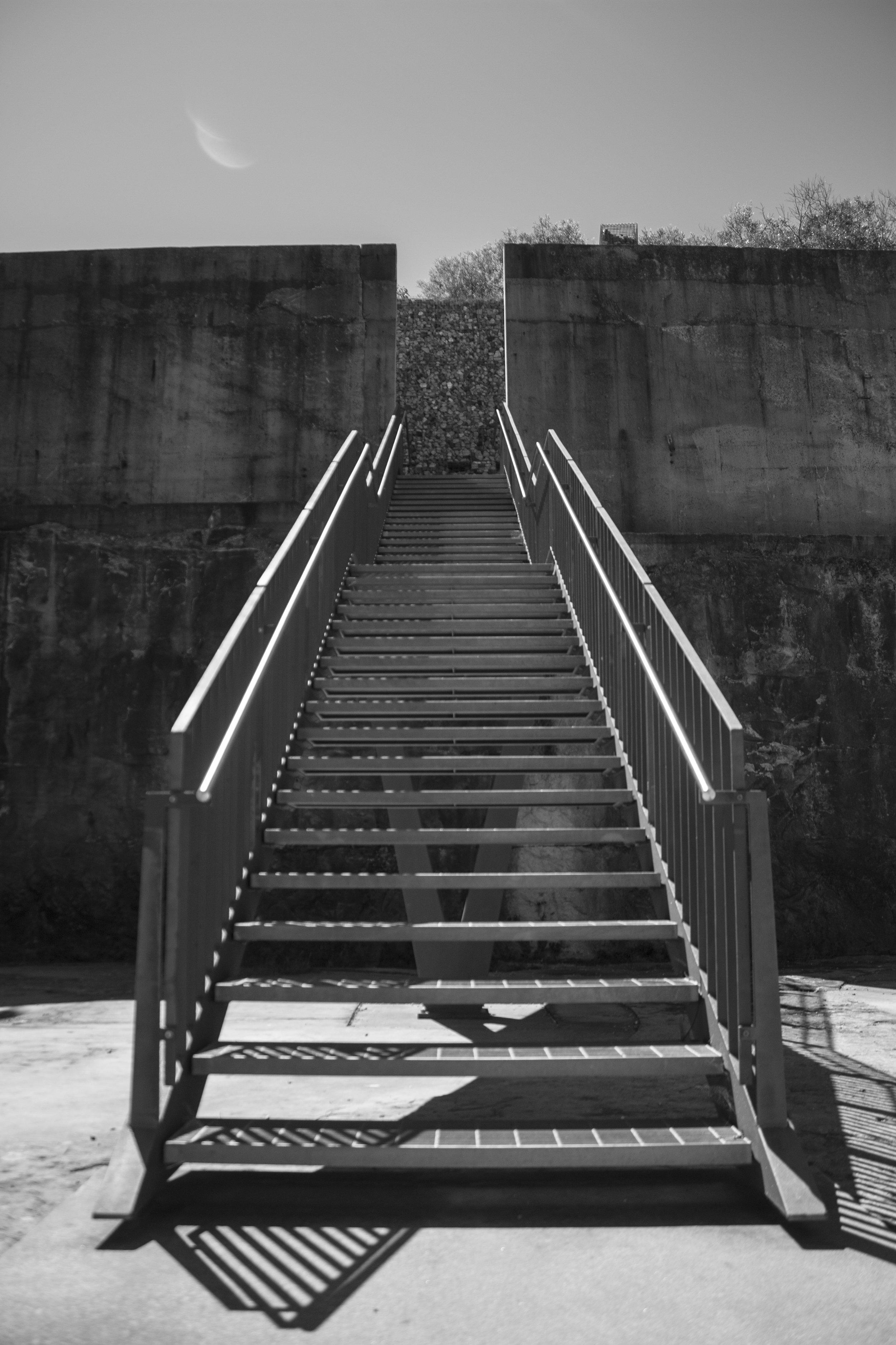 Australia_Sydney_Ballast Point Park_Staircase to Wall.jpg