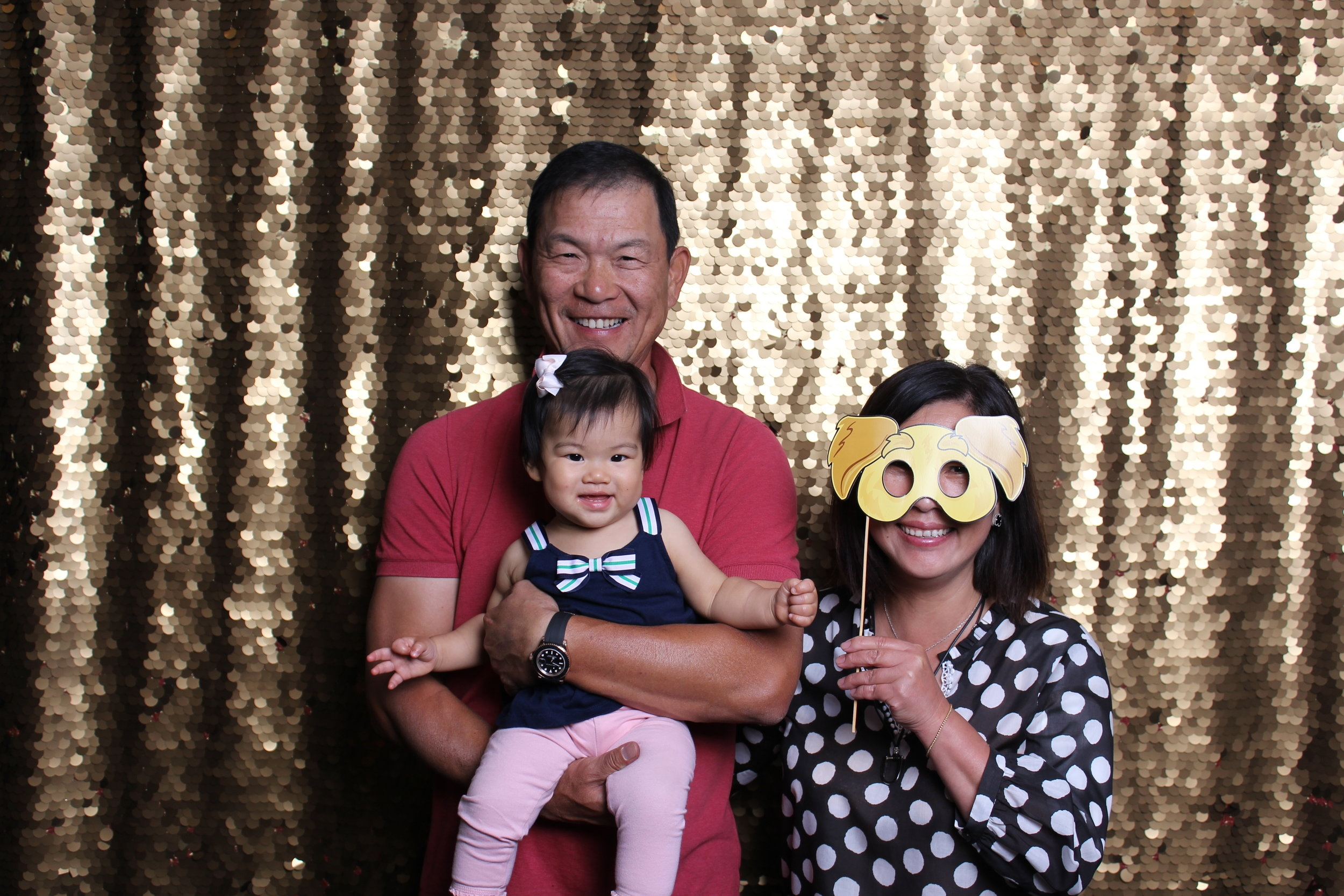 Audrienne's 1st Birthday (Protected)