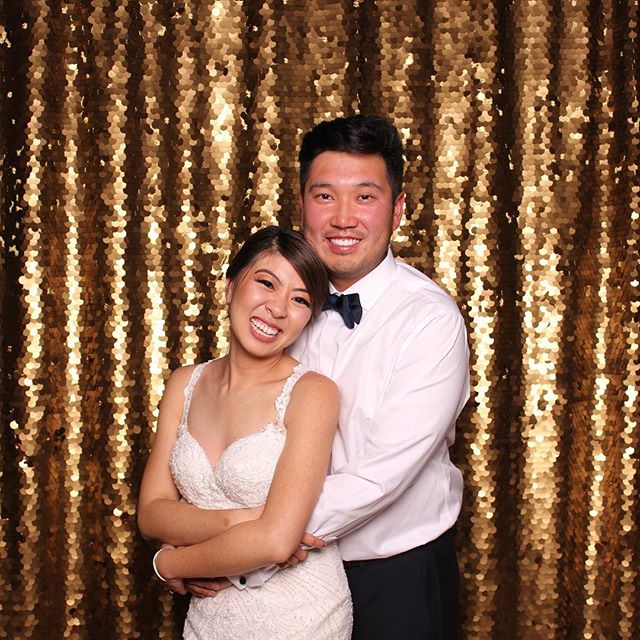 Congratulations to Katie & Ben on your absolutely gorgeous wedding! We're glad we were able to capture some unforgettable memories with your family & friends! #ktbencheunged #palmeventcenter #dasbooth #wedding #photobooth #phamily